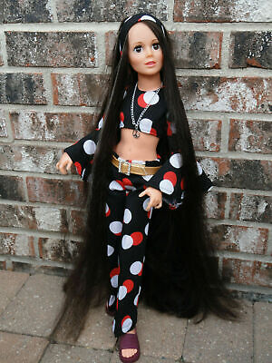 """~ NEW MOD SET ~4 pc for vintage IDEAL HARMONY 21/"""" DOLL"""