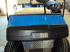 Diamond Plate Name Plate for all EZGO Golf Cart WOW
