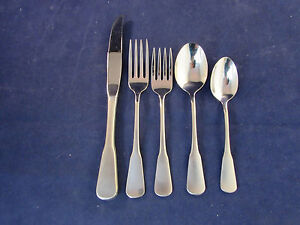 30pc SET - Oneida Stainless MINUTE MAN / 1620 Service for Six * USA