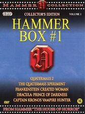 HAMMER COLLECTION BOX VOL 1 - 5 Discs -