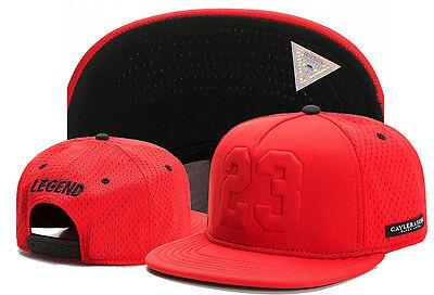 New Fashion Hip Hop Men's CAYLER Sons Cap adjustable Baseball Snapback Red hat