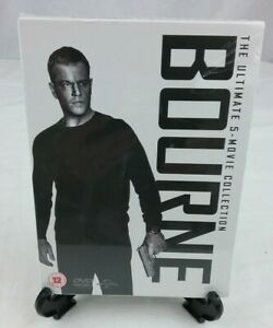 BOURNE-The-Ultimate-Collection-Identity-Supremacy-Legacy-5-Movie-DVD-Box-Set
