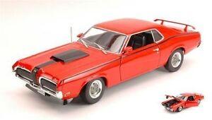 1-18-Welly-Mercury-Cougar-Eliminator-1970-Orange