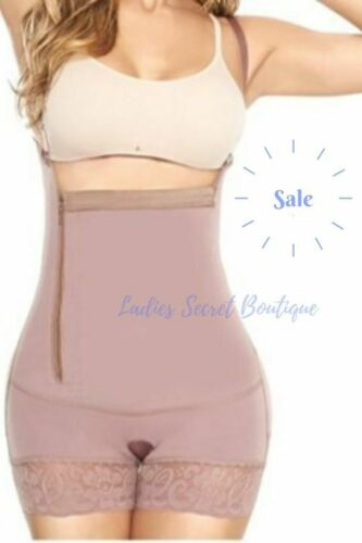 Faja Colombiana Mid-thigh length Tummy control and butt lifting effect FAJATE