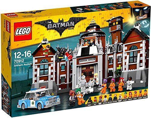Batman Lego 70912 Arkham Asylum JC