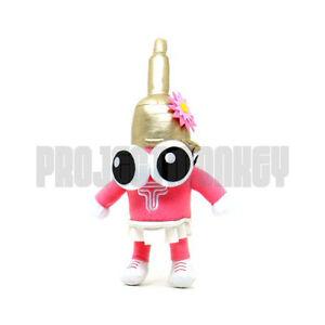 Tein-Suspension-Dampatty-Plush-Doll-Stuffed-Toy-Pink-Girl-S-Tech-Damper-JDM