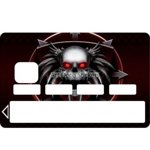 Stickers Autocollant Skin Carte bancaire CB 1088 1088