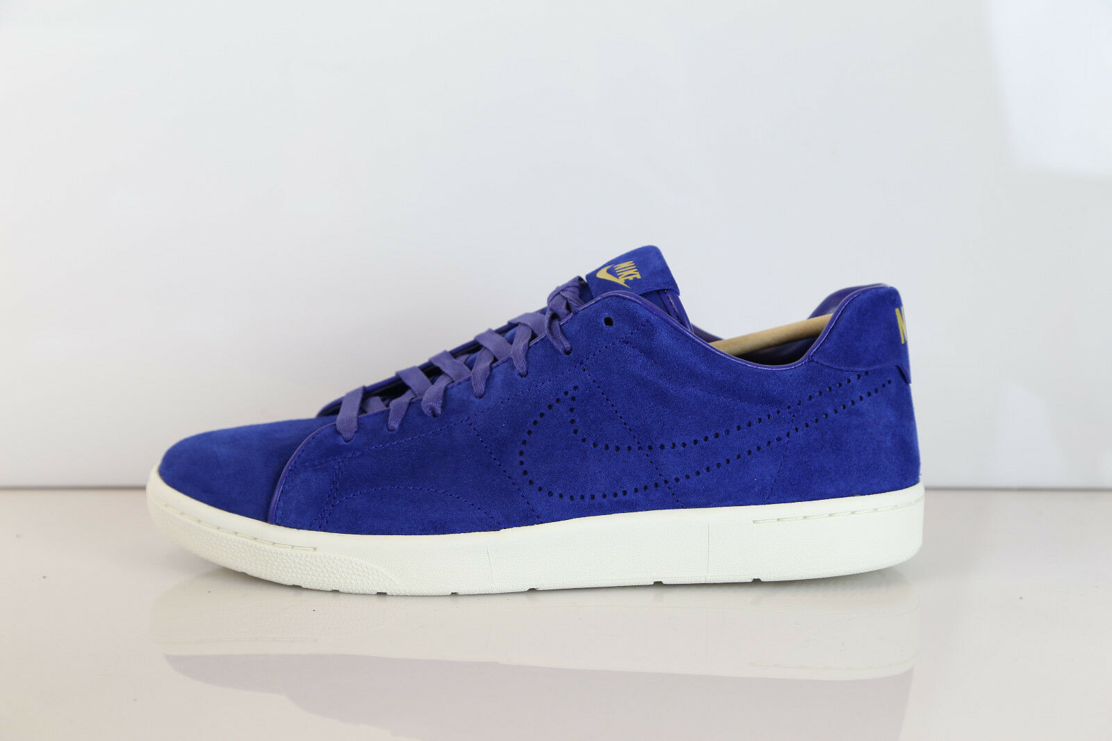 Nike Tennis Classic Premium SP Deep Royal 621357 447 8-12 4