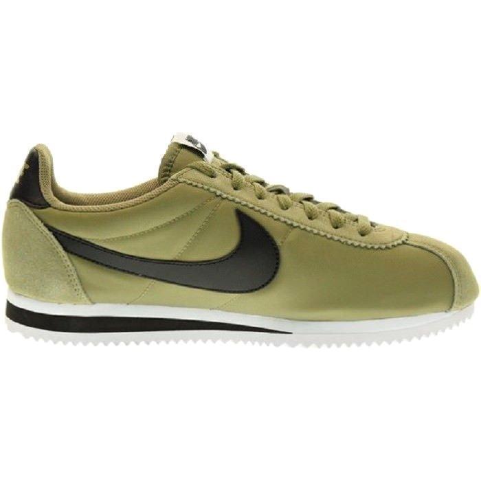 Schuhe Nike Cortez Nylon 807472 201 Herren Turnschuhe Sport Stoff Gr. 44,5 neu