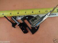 Juki Dnu-1541 Dnu-241 Needle Plate+feeder Binder Walking Foot Choose Tape Size