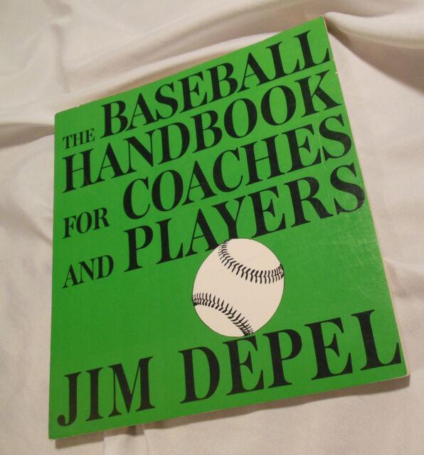 Baseball Handbook For Coaches & Players 1976 Paperback English