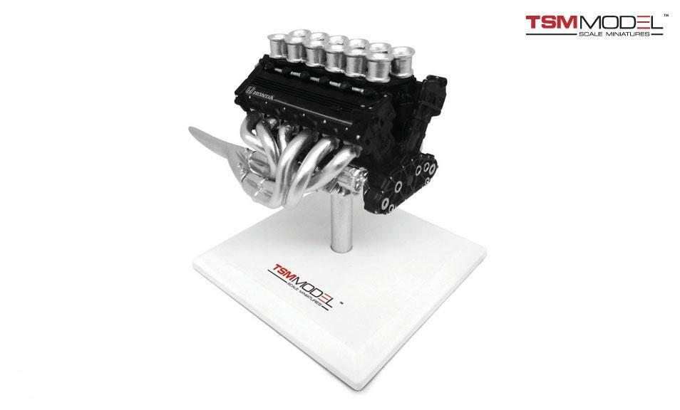 Moteur V12 Honda RA121E 1 18 scale model by TSM  14AC03  marque de luxe
