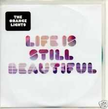 (182V) The Orange Lights, Life is Still Beautiful DJ CD