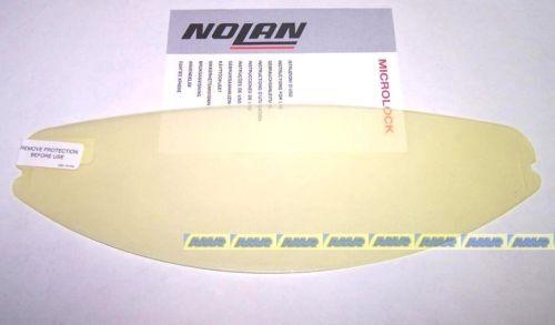 VISIERA INTERNA ANTIFOG ORIGINALE NOLAN N100 N101 N102 N103 CLEAR V100