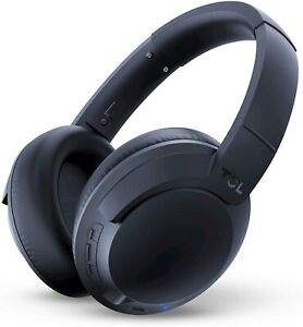 TCL On-Ear Noise Cancelling HI-RES Bluetooth Wireless Headphones - Midnight Blue