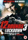 12 Rounds 3 - Lockdown 5055761906950 With Lochlyn Munro DVD Region 2