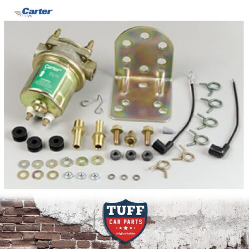 Carter 4594 Competition Fuel Pump P4594 72GPH 6-8 PSI Holley Alternative New