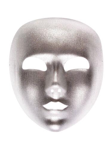 Maschera viso fantasma CARNEVALE TEATRO CARNEVALE