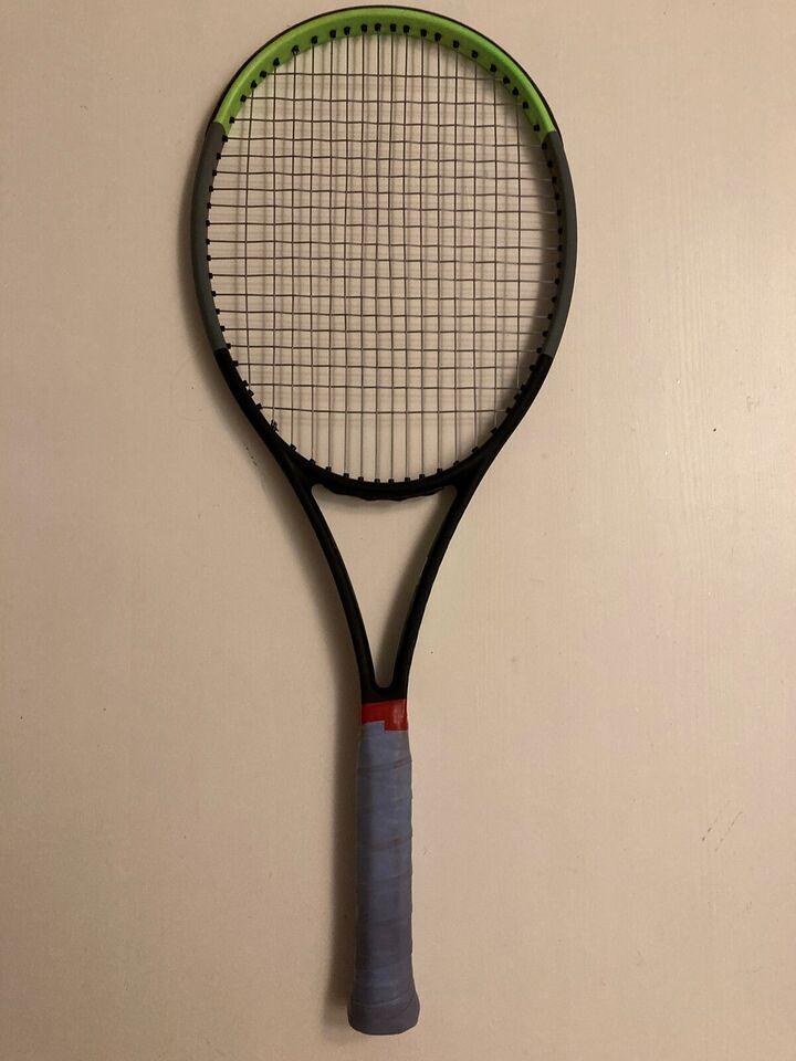 Tennisketsjer, Wilson Blade 98 16x19 V7