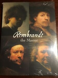 REMBRANDT-The-Master-New-Sealed-2-DVDs-R-All-PAL