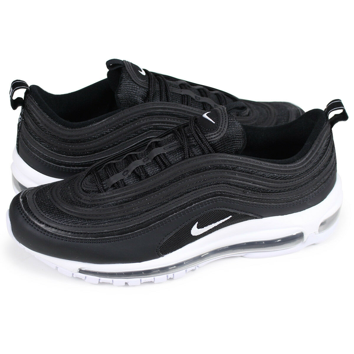 921826-001 Nike Air Max 97 OG Black White QS DS LAST SIZES RARE 100% AUTHENTIC Brand discount