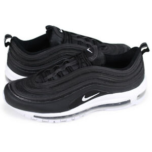 dc9e99ec7e2a Nike Air Max 97 OG Black White 100% AUTHENTIC 921826-001 Retro Men ...