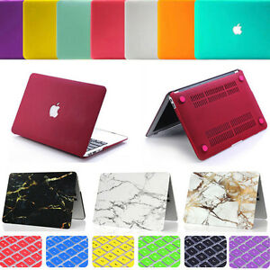 Matte Hard Case Skin Keyboard Cover for Macbook Air Pro 11 12 13 15'' and Retina