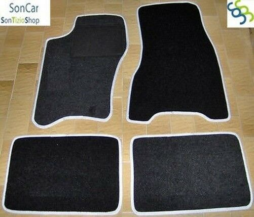 Jeep Grand Cherokee Tapis Tapis de Voiture + 4 Block