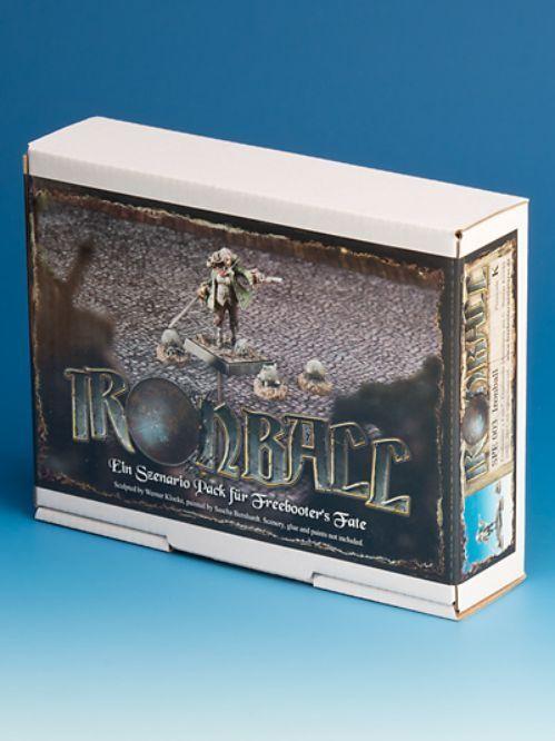 Freebooter's Fate Ironball Freebooter Miniatures Mercenary Pirates Señora Ya VA