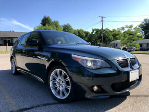 2007 BMW 530xi Wagon M Package 6 Speed
