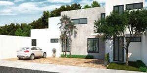 Venta casa de 4 recamaras con piscina en San Diego cutz  en Conkal al norte de Mérida