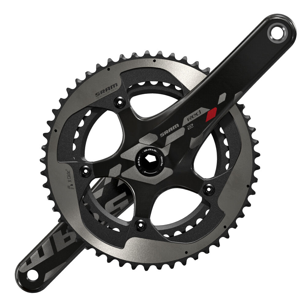 Sram red 22 Exogram Exogram Exogram manivelle, bb30, 53/39, 170mm, NEUF 19e2a0