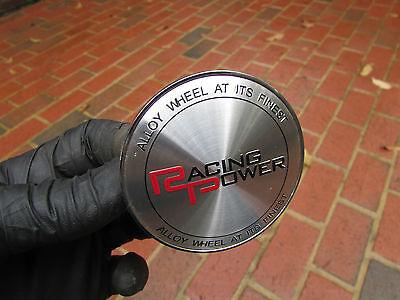 #1339D RACING POWER  AFTERMARKET ALLOY WHEEL CENTER HUBCAP HUB CAP COVER