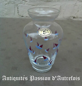 B20151066-Superbe-petit-vase-de-12-cm-en-cristal-de-Boheme-Tres-bon-etat