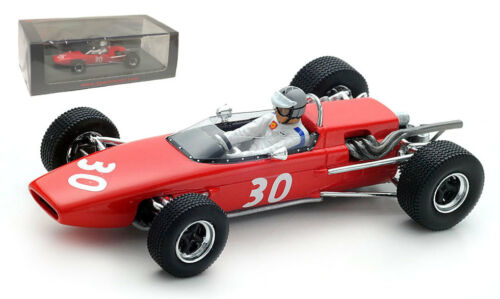 Piers Courage 1//43 Scale Spark S7149 McLaren M4A #30 5th London Trophy F2 1967