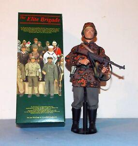 Cotswold Elite Brigade Wwii Allemande Waffen S Soldier 12   Cotswold Elite Brigade German Wwii Waffen Ss Soldier 12