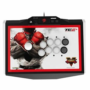 MAD CATZ STREET FIGHTERV ARCADE FIGHTSTICK TES+ CONTROLLLER DRIVERS (2019)