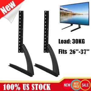 Universal-Tabletop-TV-Stand-Pedestal-Base-Mount-for-26-034-65-034-SAMSUNG-LG-Hisense