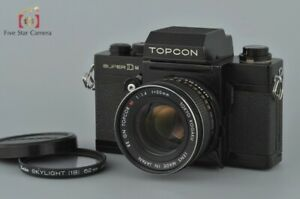 Very-Good-TOPCON-SUPER-DM-RE-GN-TOPCOR-50mm-f-1-4