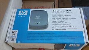 HP JETDIRECT EW2400 DRIVER DOWNLOAD FREE