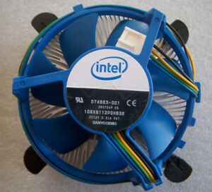 8 Pcs of Mount Pin for Intel Stock Heatsink Socket LGA 775 771 CPU Cooling Fan