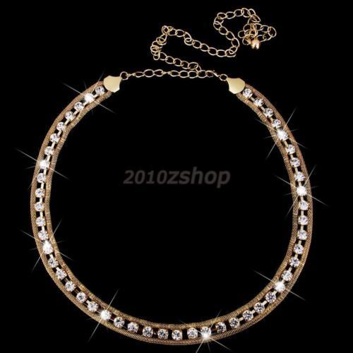 Crystal Taillengürtel Hüftgürtel Metallplättchen Gürtel Ketten Gold