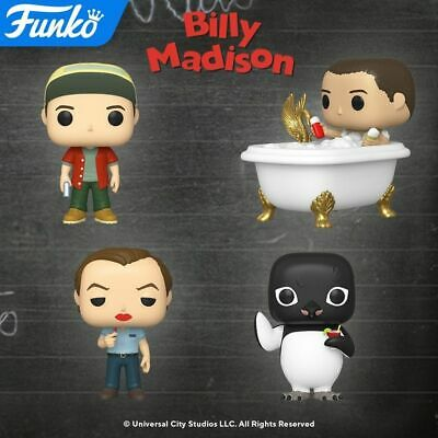 Billy Madison #895 FUNKO Pop! Adam Sandler Billy Madison Movie Figure