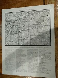 Details about 1942 Street Map Of A Section Of Kansas City Missouri on kansas city ks map, missouri road map, independence missouri street map, north kansas city street map, downtown kansas city districts map, kansas city missouri highway map, kansas city on us map, kansas city missouri on the map, kansas city missouri counties, maryville missouri street map, wichita kansas street map, kansas city casinos map, holiday inn kansas city map, salt lake city utah street map, kansas city mo map, kansas city missouri history, scott city kansas map, kansas city area map, kansas city missouri airport, kansas city missouri library,