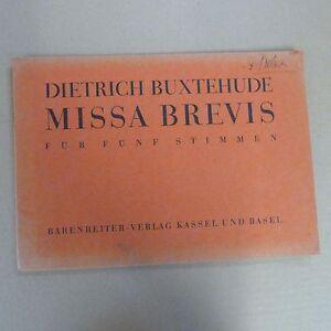 vocal-score-DIETRICH-BUXTEHUDE-missa-brevis-5-voices-Baerenreiter