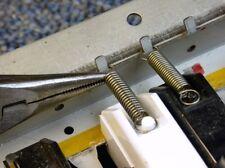 Tasten Tastatur Roland Abfall mit Feder- Schlüssel für S10 S-50 Jx8p Juno 2 D50