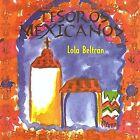 Tesoros Mexicanos by Lola Beltrn (CD, Apr-2003, Peerless MCM)