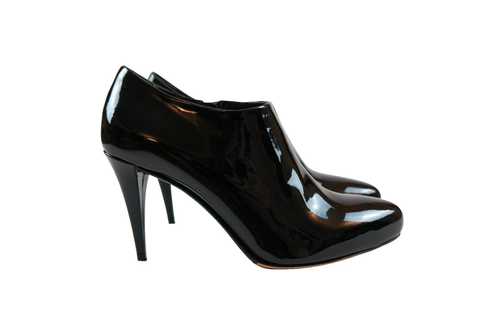 Genuine Miu Miu patent leather ankle boots size 37_New