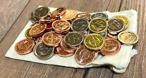 50-Larpmuenzen-Seefahrer-Beutel-Larpgeld-LARP-Muenzen-Spielgeld