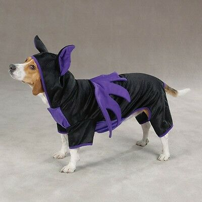 Casual Canine Bat Dog Halloween Costume NEW